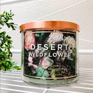 B&BW | Desert Wildflower 3 Wick Candle